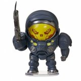 Starcraft Blizzard 3'' Raynor Cute but Deadly Series 2 Trading Figure