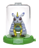 Digimon 4'' Gabumon Domez Trading Figure