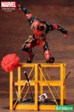Marvel Deadpool Super Marvel Now! ARtFX Statue Figure