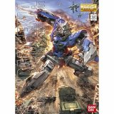 Gundam 00 Exia Master Grade Model Kit Figure