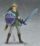 Zelda 6'' Link Twilight Princess DX Edition Figma Action Figure