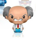 Megaman 1'' Dr. Wily Funko Pint Sized Heroes Trading Figure