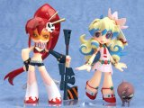 Tengen Toppa Gurren Lagann 4'' Yoko and Nia Figure Set