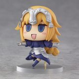 Fate Grand Order 2'' Ruler Jeanne d'Arc Learning with Manga Trading Figure