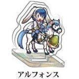 Fire Emblem Heroes 1'' Spring Alfonse Acrylic Stand Figure Vol. 3