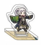 Fire Emblem Heroes 1'' Reflet Robin Female Ver. Acrylic Stand Figure Vol. 6
