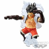 One Piece 6'' Luffy Gear 4 Snakeman Banpresto King of Artist Prize Figure