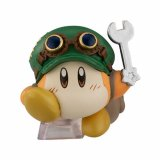 Nintendo Kirby 2'' Waddle Dee Metaknight Kirby's Dream Gear Trading Figure