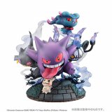 Pokemon Ghost Type 1/9 Scale Megahouse G.E.M. Figure