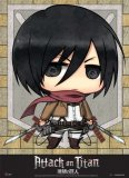 Attack on Titan Mikasa Chibi Wall Scroll