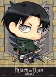 Attack on Titan Levi Chibi Wall Scroll