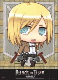 Attack on Titan Christa Chibi Wall Scroll