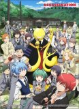 Assassination Classroom Group Wall Scroll Poster