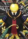 Assassination Classroom Koro-Sensei Wall Scroll Poster