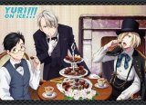 Yuri On Ice Afternoon Tea Wall Scroll Poster (U.S. Customers Only)