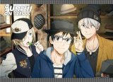 Yuri On Ice Group in Hat Store Wall Scroll Poster (U.S. Customers Only)