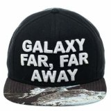 Star Wars Galaxy Far, Far Away Black Baseball Cap Hat