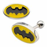 DC Comics Batman Earrings