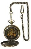 Zelda Symbols Black Prize Pocket Watch