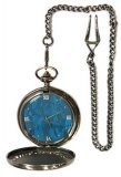 Zelda Link Blue Prize Pocket Watch