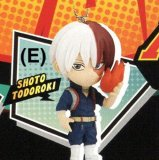 My Hero Academia Shoto Todoroki 3D Mascot Key Chain Series 1