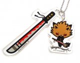 Show By Rock!! Yaiba Acrylic Key Chain
