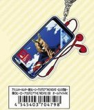 My Hero Academia All Might Phone and Earbuds Acrylic Key Chain