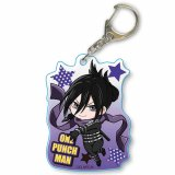 One Punch Man Sonic Acrylic Key Chain