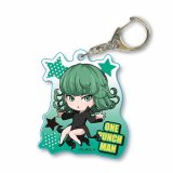 One Punch Man Tatsumaki Acrylic Key Chain
