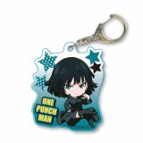 One Punch Man Fubuki Acrylic Key Chain
