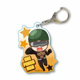 One Punch Man Mumen Rider Acrylic Key Chain