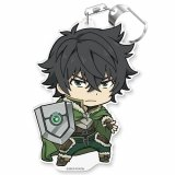 The Rising of the Shield Hero Iwatani Naofumi Acylic Key Chain