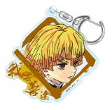 Demon Slayer Zenitsu Agatsuma Acrylic Key Chain