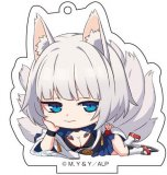 Azur Lane Kaga Gororin Acrylic Key Chain Medicos Entertainment