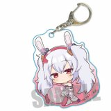 Azur Lane Laffey Gyugyutto Acrylic Key Chain