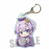Azur Lane Javelin Gyugyutto Acrylic Key Chain