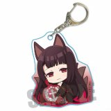 Azur Lane Akagi Gyugyutto Acrylic Key Chain