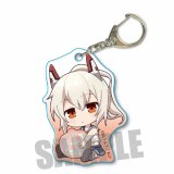Azur Lane Ayanami Gyugyutto Acrylic Key Chain