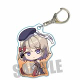 Azur Lane Z23 Gyugyutto Acrylic Key Chain