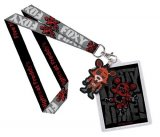 Five Nights at Freddy's Foxy Lanyard Key Chain
