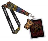 Five Nights at Freddy's Freddy Lanyard Key Chain