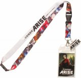 Ghost in the Shell Arise Lanyard Key Chain