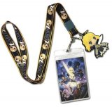 Fate Stay Night Saber Lanyard Key Chain