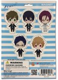 Free! - Iwatobi Swim Club Magnet Set