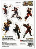 Street Fighter Magnet Set