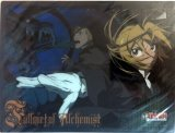 Fullmetal Alchemist Ed and Al Movie Plastic Mouse Pad