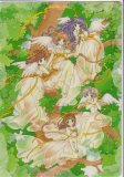 Card Captor Sakura Group Angel Pencil Board