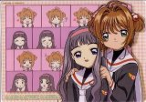 Card Captor Sakura Sakura and Tomoyo Pencil Board