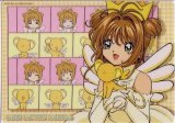 Card Captor Sakura Sakura and Kero Pencil Board