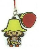One Piece New World Rubber Phone Strap Ussop